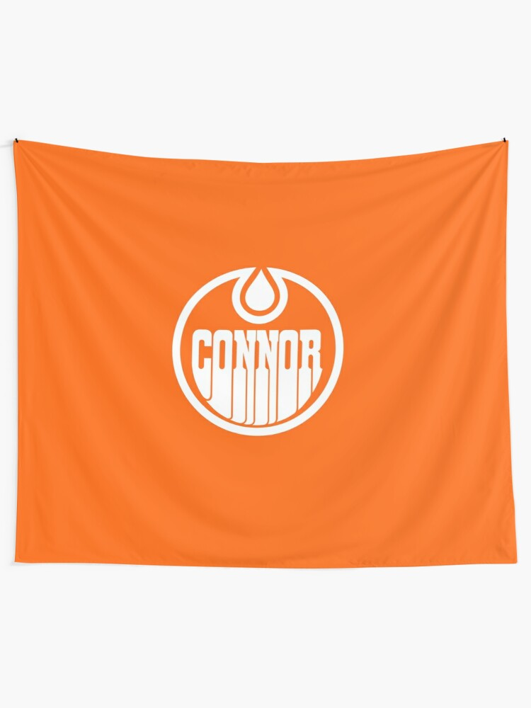 quality design c24d0 4dffa Edmonton Oilers: McDavid Icon | Wall Tapestry