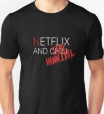 Netflix and ch-SAVE HANNIBAL Unisex T-Shirt