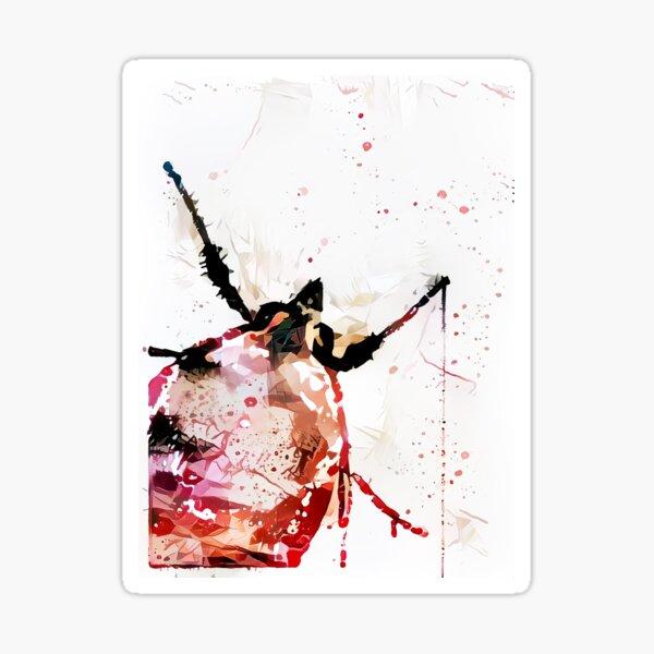 Murder Moth Sticker