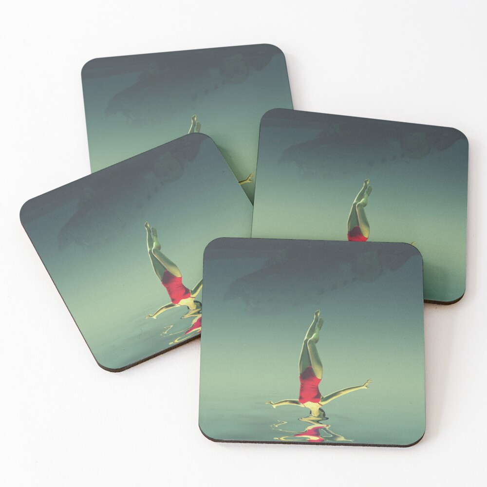 Lloyd's Register Coasters (Set of 4)