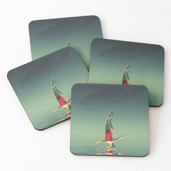 Lloyd's Register Coasters (Set of 4)
