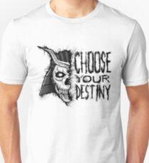 Mortal Kombat - CHOOSE YOUR DESTINY (black) T-Shirt