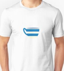 Stripy Cup Unisex T-Shirt