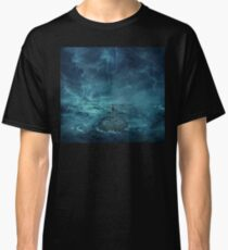 Lost in the ocean Classic T-Shirt