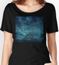 Lost in the ocean Women's Relaxed Fit T-Shirt