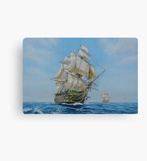 HMS Victory Canvas Print