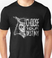 Mortal Kombat - CHOOSE YOUR DESTINY (white) T-Shirt