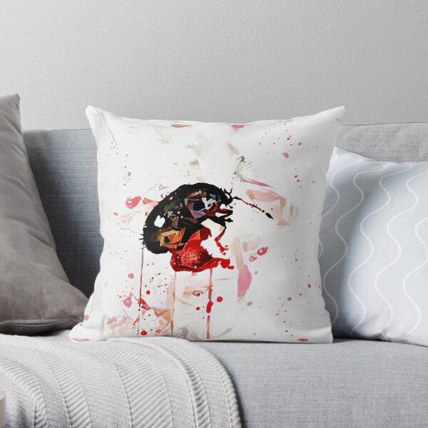 Murder Weevil, #2 Throw Pillow