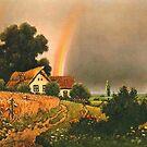 rainbow by dusanvukovic
