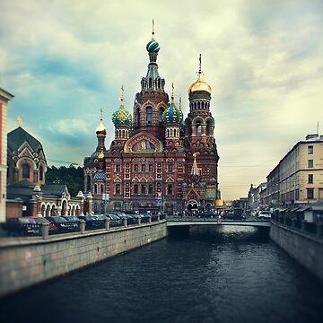 St. Petersburg by BorodinDenis