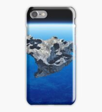 meteorite outerspace iPhone Case/Skin