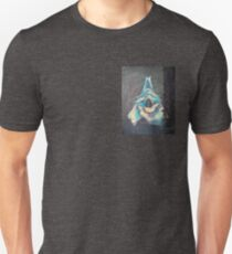 Ascension - crown 'blue hand' chakra mudra Unisex T-Shirt