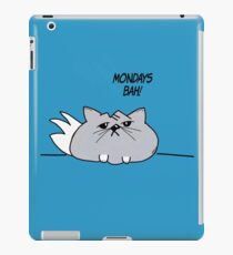 Monday Blues iPad Case/Skin