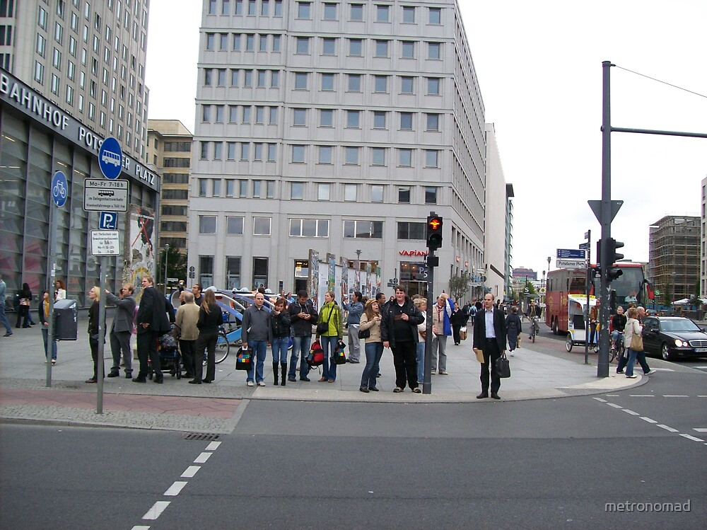 Stadtmenschen by metronomad