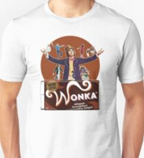Willy Wonka - Cinema Classics Unisex T-Shirt