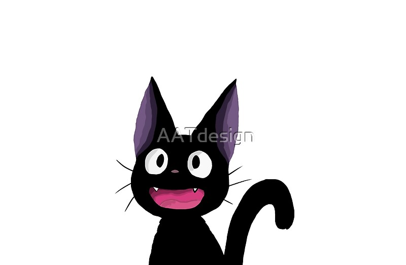 Quot Jiji Kiki S Delivery Service Quot Laptop Skins By Aatdesign