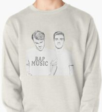 The Chainsmokers illustration Pullover