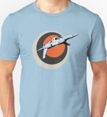 Earth Force Star-Fighter  Unisex T-Shirt