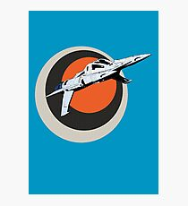 Earth Force Star-Fighter  Photographic Print