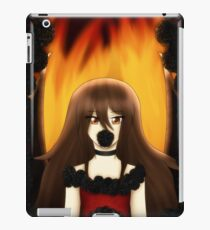 Hell Fire of Roses iPad Case/Skin