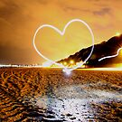 Light heart by Michelle Dry