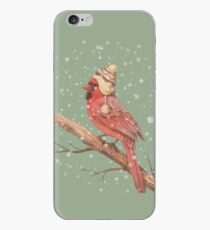 The First Snow  iPhone Case