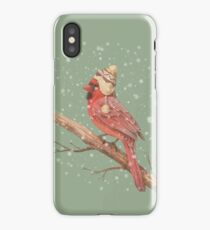 The First Snow  iPhone Case/Skin