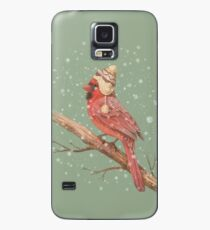 The First Snow  Case/Skin for Samsung Galaxy