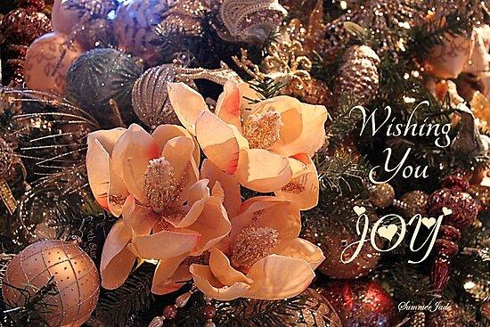 Holiday Joy ~ Elegant Decorations by SummerJade