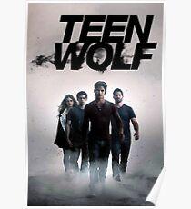 logo teen wolf Poster