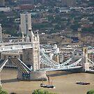 tower bridge by Janis Read-Walters