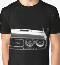 Dodge Challenger R/T - high contrast Graphic T-Shirt