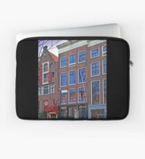 Anne Frank Home In Amsterdam Laptop Sleeve