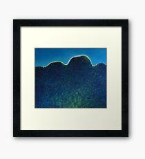 Dark Clouds #3 Framed Print