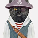 Pirate Cat by AnimalCrew