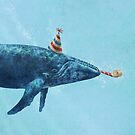 Party Whale  by Terry  Fan