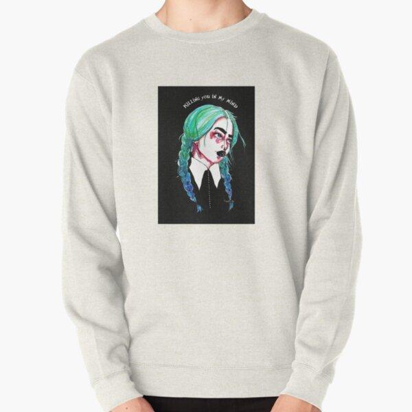 Wednesday Addams Pullover Sweatshirt