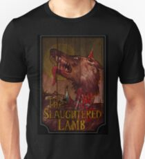 American Werewolf - Slaughtered Lamb Unisex T-Shirt