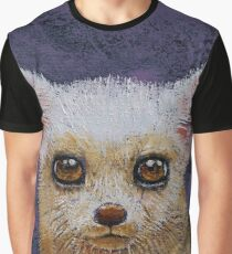 Fennec Fox Graphic T-Shirt