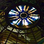 Stained Glass Sky Light by phil decocco