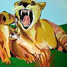 Endangered Series. 10 by Jamie Winter-Schira