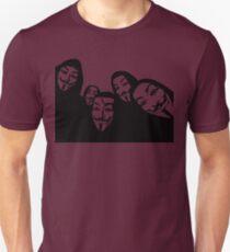 Graphic Tshirt Funny Faces Unisex T-Shirt
