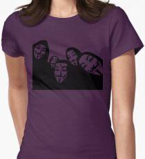 Graphic Tshirt Funny Faces T-Shirt