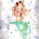 Underwater Abstract by artdamnit