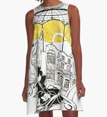 Modernism A-Line Dress