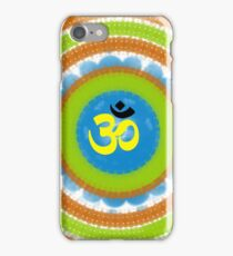 Dharma Om  iPhone Case/Skin