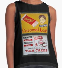 Official - Chocolate Is Good For You! Contrast Tank