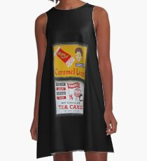 Official - Chocolate Is Good For You! A-Line Dress