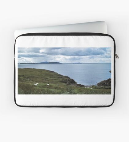 The Slate Islands & The Garvellachs Laptop Sleeve