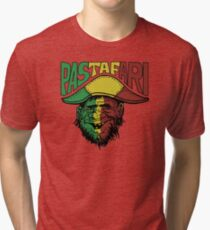 Pastafari Pirate Tri-blend T-Shirt